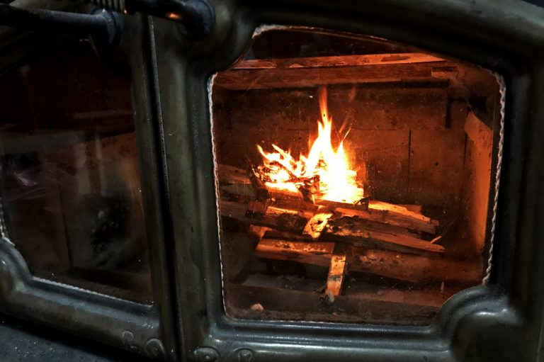 Esencia prežitia – Oheň